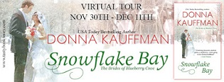 Snowflake Bay: The Brides of Blueberry Cove #2 by Donna Kauffman with Excerpt and Giveaway