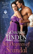 Six Degrees of Scandal: Scandalous #4 by Caroline Linden with Giveaway