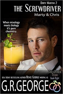 Screwdriver: Dirty Martini #2 by G.R. George
