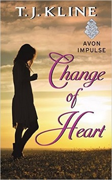 Change of Heart: Healing Harts #5 by T.J. Kline with Giveaway
