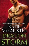 Dragon Storm: Dragon Falls #2 by Katie MacAlister ~AudioBook Review