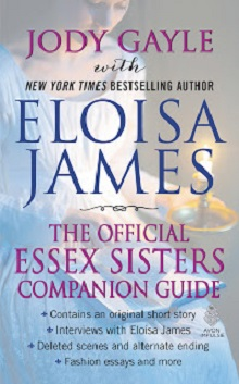 The Official Essex Sisters Companion Guide by Eloisa James & Jody Gayle