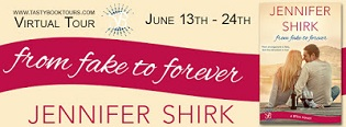 From Fake to Forever by Jennifer Shirk