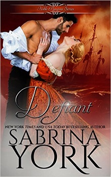 Defiant: Noble Passions #4 by Sabrina York