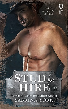 Stud for Hire: Stripped Down #1 by Sabrina York