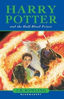 Harry Potter and the Half-Blood Prince by J.K Rowling