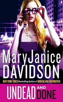 Undead and Done: Undead #15 by MaryJanice Davidson