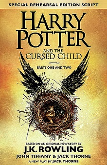 Harry Potter and the Cursed Child:Parts One and Two by J. K. Rowling, Jack Thorne, John Tiffany