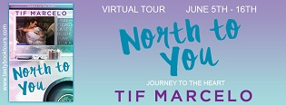 North to You: Journey to the Heart #1 by Tif Marcelo