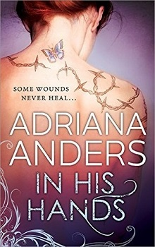 In His Hands: Blank Canvas #3 by Adriana Anders