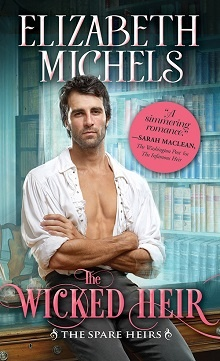 The Wicked Heir: Spare Heirs #3 by Elizabeth Michels