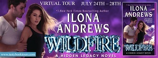 Wildfire: Hidden Legacy #3 by Ilona Andrews