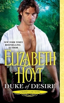 Duke of Desire: Maiden Lane #12 by Elizabeth Hoyt