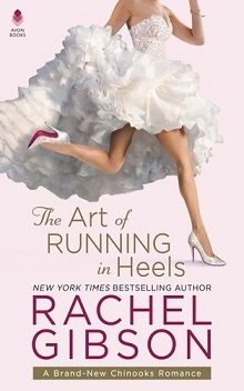 The Art of Running in Heels: Chinooks Hockey Team #7 by Rachel Gibson