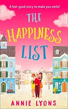 The Happiness List by Annie Lyons