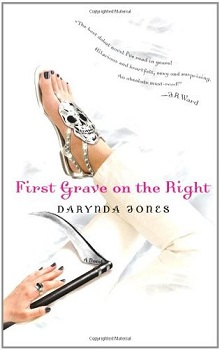 First Grave on the Right: Charley Davidson #1 by Darynda Jones