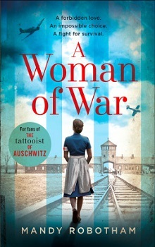 A Woman of War by Mandy Robotham