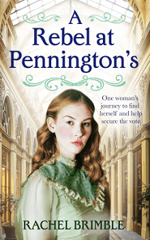 A Rebel at Pennington's by Rachel Brimble