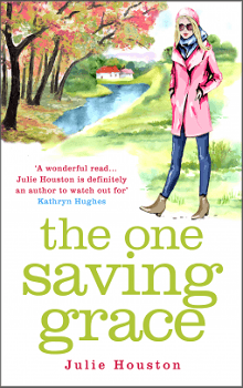 The One Saving Grace by Julie Houston
