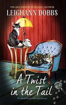 A Twist in the Tail: The Oyster Cove Guesthouse #1 by Leighann Dobbs
