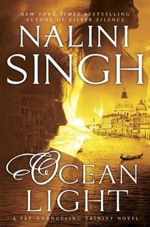 Ocean Light: Psy-Changeling Trinity #2 by Nalini Singh