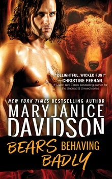 Bears Behaving Badly: BeWere My Heart #1 by MaryJanice Davidson