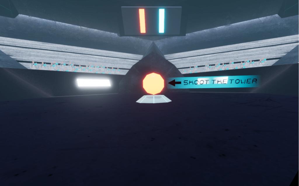Screenshot from M.M.O. VR: Indie Team Capstone 2019