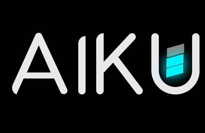 "logo for the student game ""Aiku"""