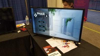 Phase Shift screen
