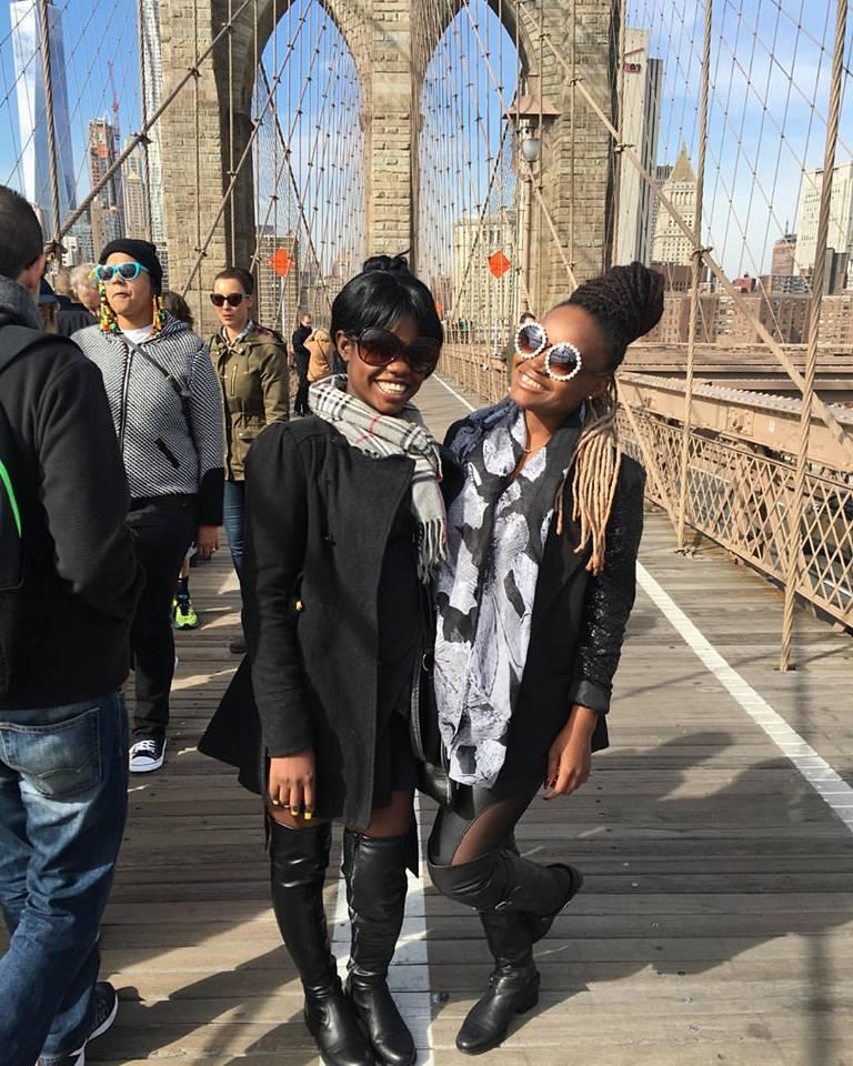 WEEKEND RECAP- NEW YORK CITY GIRLS