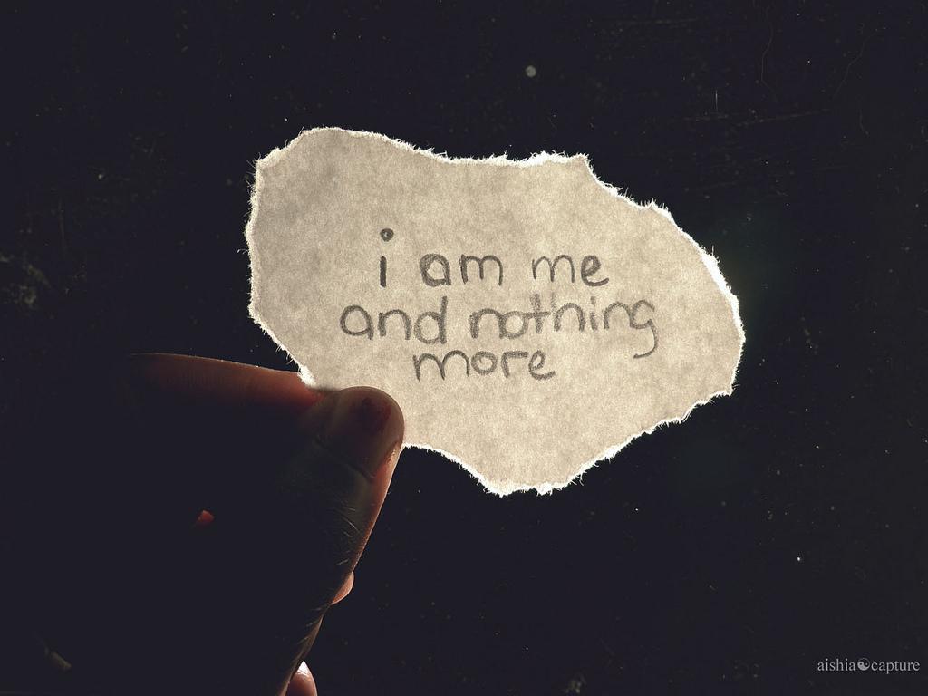 I am me, not BPD