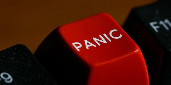 Panic & Me