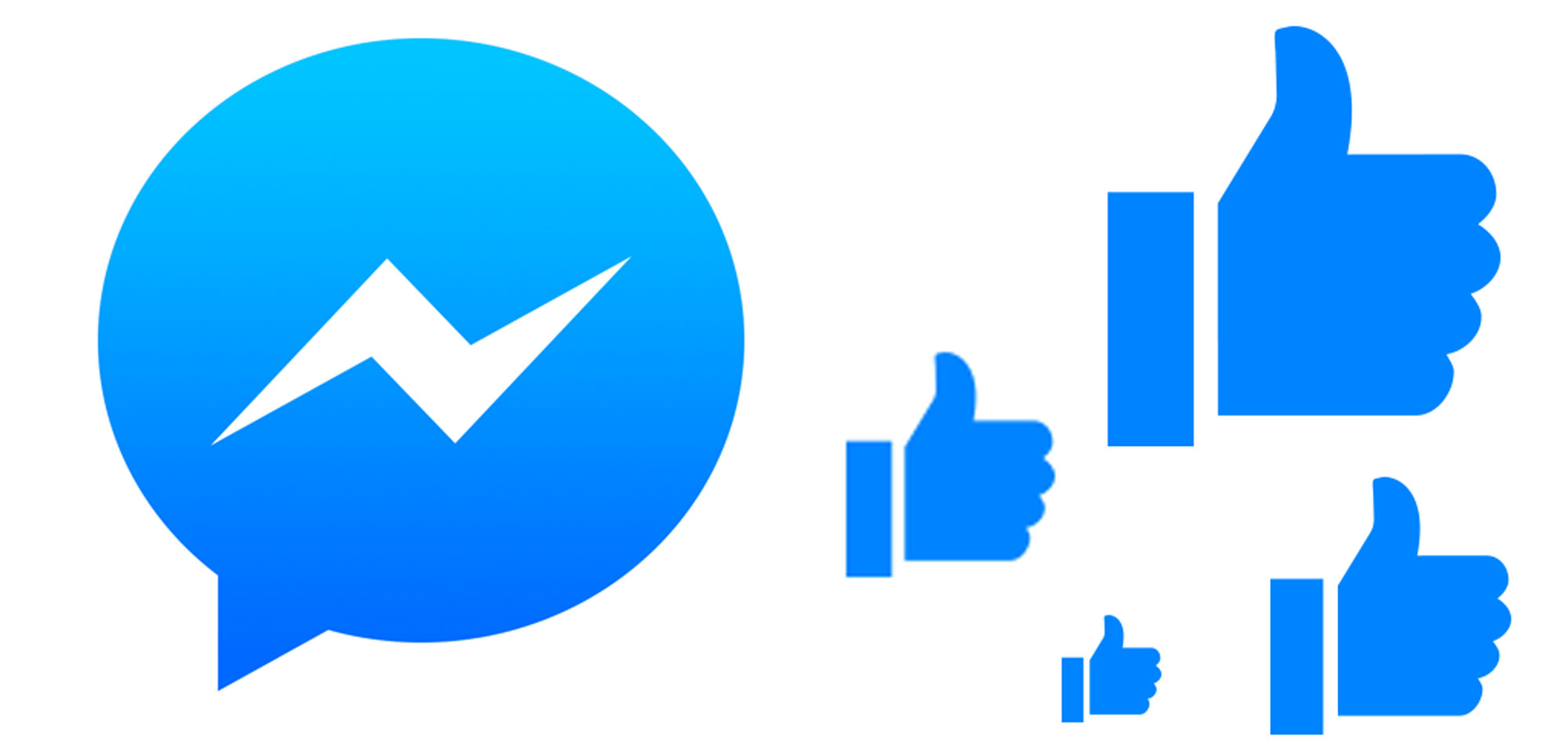 how to delete like from messenger