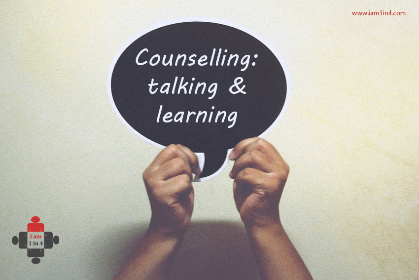 Counselling: talking and learning