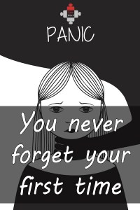 You never forget your first time - why I have unending respect for those who suffer from panic attacks