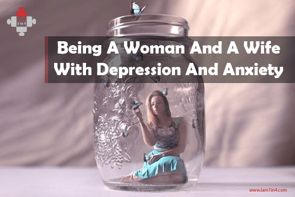 Dating a woman with anxiety and depression