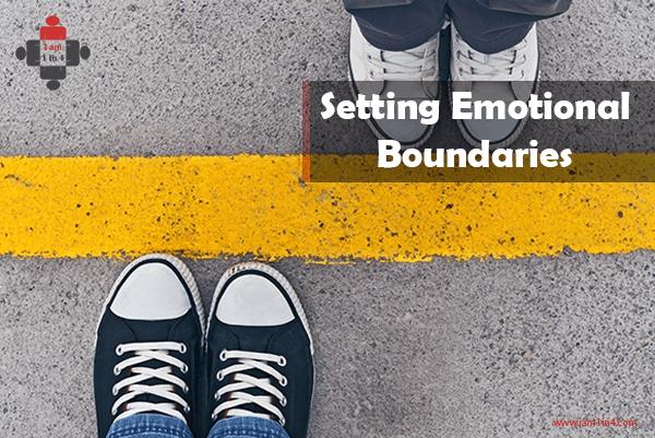 Setting Emotional Boundaries