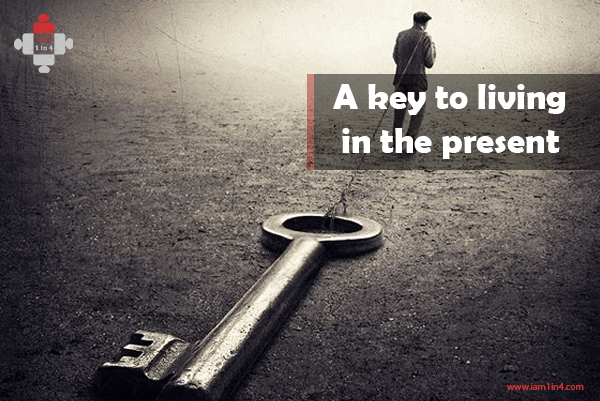 A key to living in the present