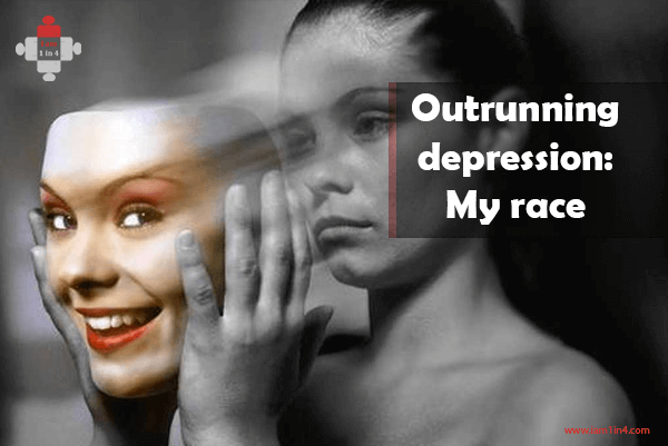 Outrunning depression: My race