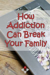 Hello, My Name is Dancing With Fire: How Addiction Can Break Your Family