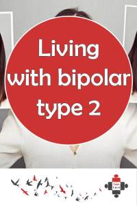 Living with bipolar type 2. I am living with bipolar type 2. When I see the light surrounding me, I can make irrational decisions. And then I fall back down.