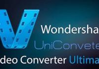 Wondershare UniConverter 12.5.2.5 Crack Video Converter 12 Key