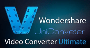 Wondershare UniConverter 12.5.3.1 Crack Video Converter 12 Key