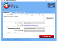 YTD Video Downloader Pro 5.9.18.4 Crack Full Serial Key 2021