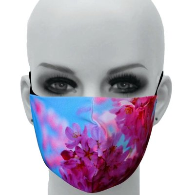 Cherry Blossom Mask with Filter