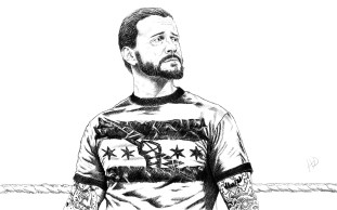 "CM Punk ""Reality Era"""