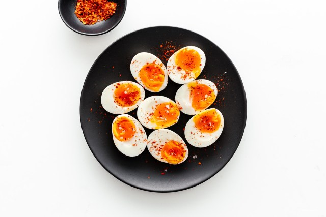 How to Make Jammy Soft Boiled Eggs Recipe