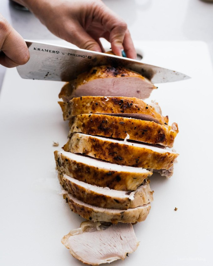 Instant Pot Turkey Recipe | www.iamafoodblog.com