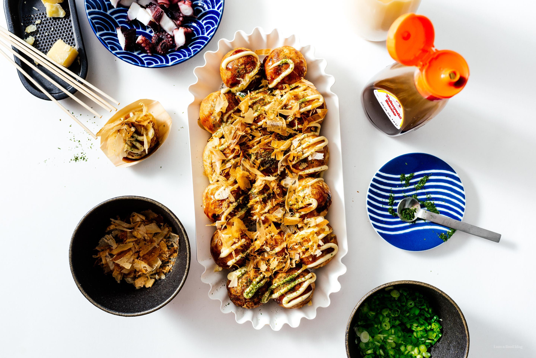authentic takoyaki recipe