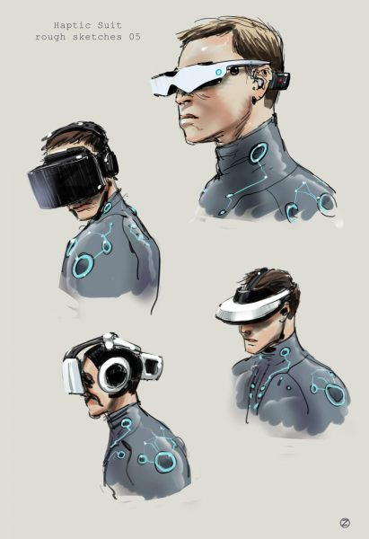 Ready Player One Concept Art : ready, player, concept, Ready, Player